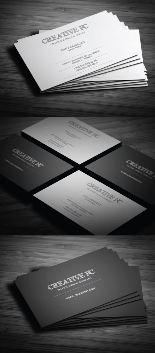 Business Card Design 14