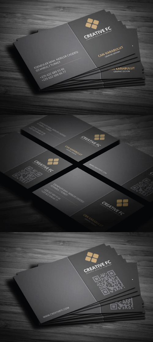 Business Card Design 16