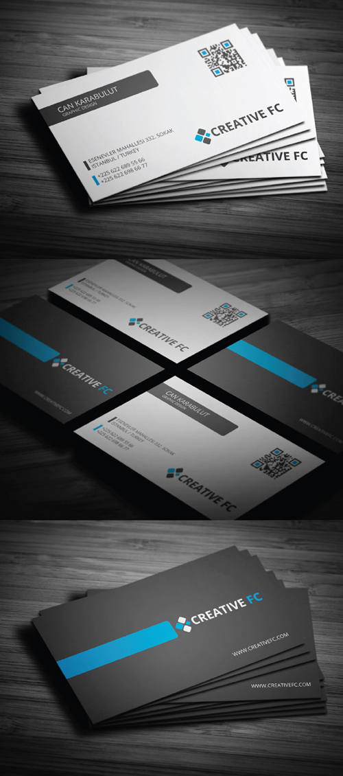 Business Card Design 18