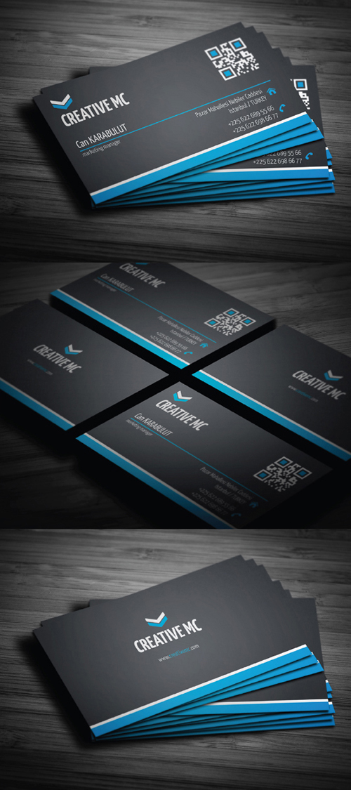 Business Card Design 19