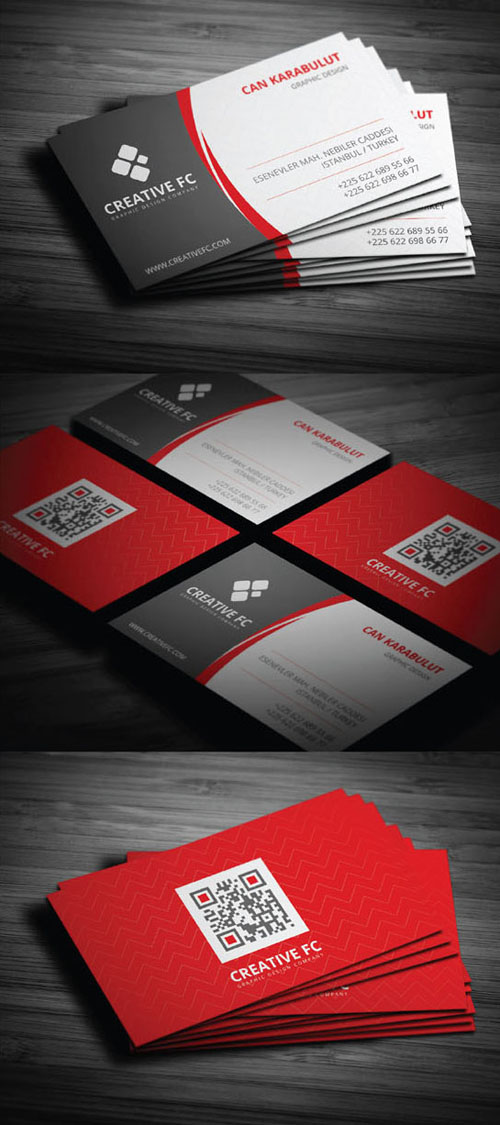 Business Card Design 21