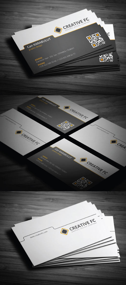 Business Card Design 6
