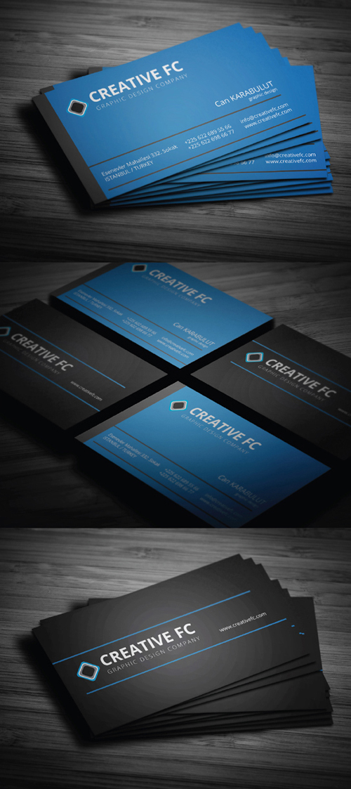 Business Card Design 8