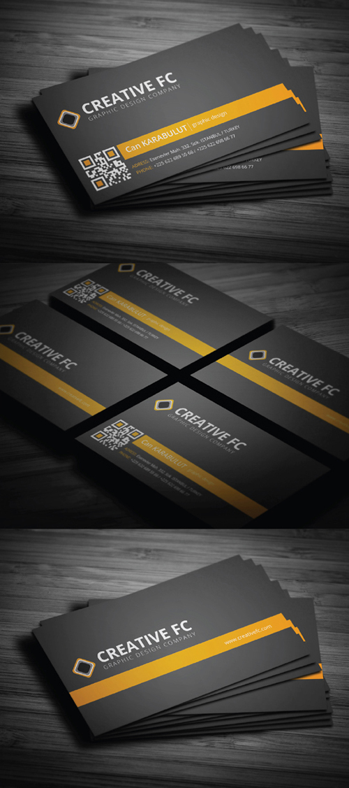 Business Card Design 9