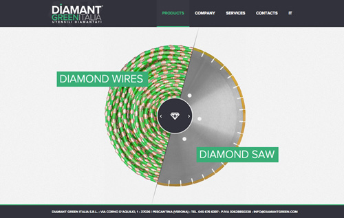 Diamant Green