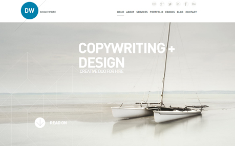 Responsive Website Design Divine Write