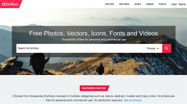 Free Photos, Vectors, Icons, Fonts and Videos