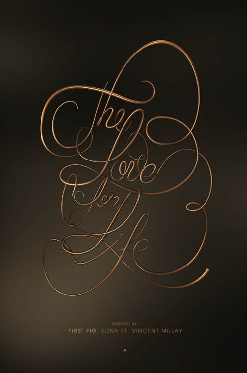 Typography Designs 9