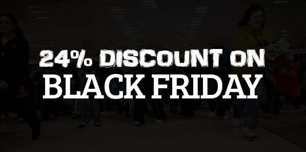 24% Discount on Black Friday: Create Fantastic Online Portfolios with Portfoliobox