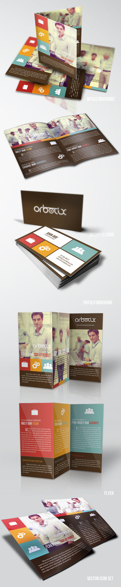 Clean Business Package