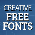 Post Thumbnail of 19 Creative Free Fonts for Designers