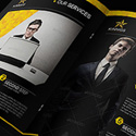 Post thumbnail of 15 Beautiful Print Ready Business Brochure Designs