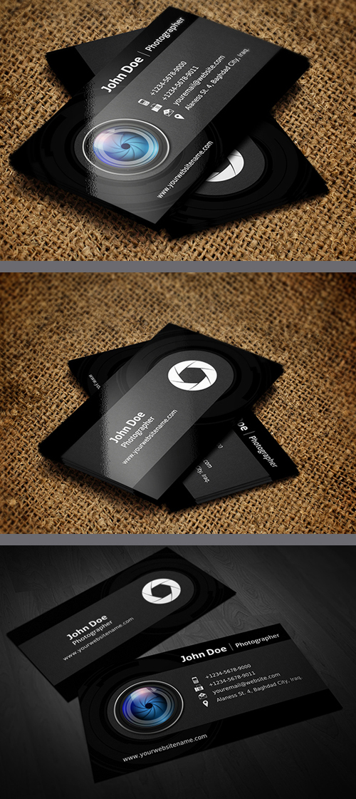Business Cards Templates | Design | Graphic Design Junction