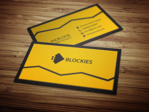 Stylish business cards design inspiration graphic design junction creative business card template cheaphphosting Images