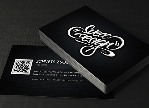 Stylish Business Cards Design Inspiration Graphic Design Junction