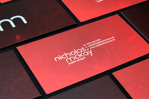 Stylish business cards design inspiration graphic design junction personal business card colourmoves