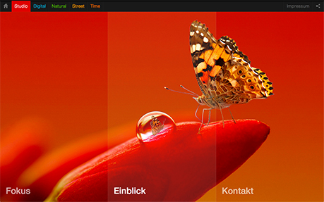 emotion effects web and graphic design agency website