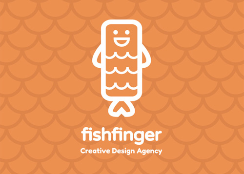 Fishfinger web and graphic design agency website