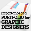 Post thumbnail of Importance of a Portfolio for Graphic Designers