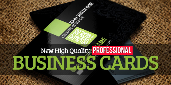 21 Creative Corporate Business Cards Templates