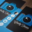 Post thumbnail of 35 Stylish Business Cards Design for Inspiration