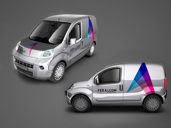 vehicle car branding