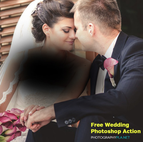 Wedding Photoshop Action