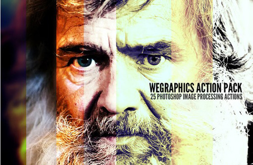 Best Free Photoshop Actions | Resources | Graphic Design