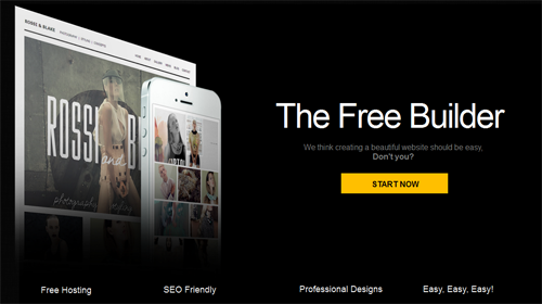 free website builder