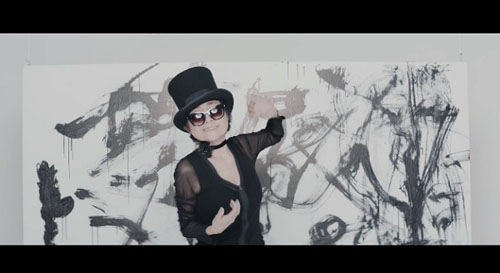Yoko Ono and the Beastie Boys team up
