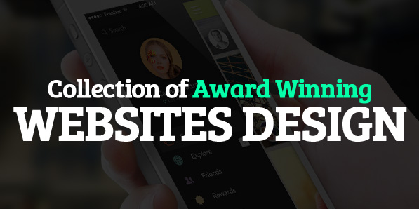 32 Fresh Award Winning Websites Design
