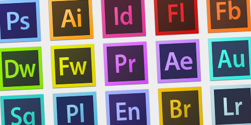 graphic designer needs to use all the latest software's that are available in the industry