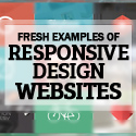 Post Thumbnail of 30 Fresh Examples of Responsive Design Websites