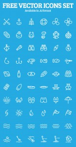 Sketch Style Free Vector Icons Preview 1