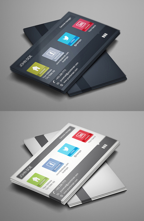 Exclusive design business cards templates design graphic design business cards template design 18 colourmoves