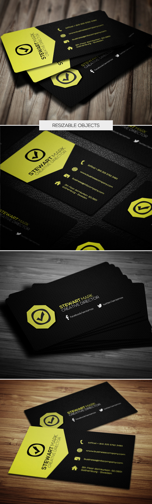 Exclusive design business cards templates design graphic business cards template design 7 magicingreecefo Gallery