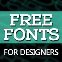 Post Thumbnail of 16 New High Quality Free Fonts