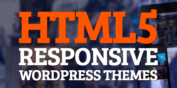 15 HTML5 Responsive WordPress Themes
