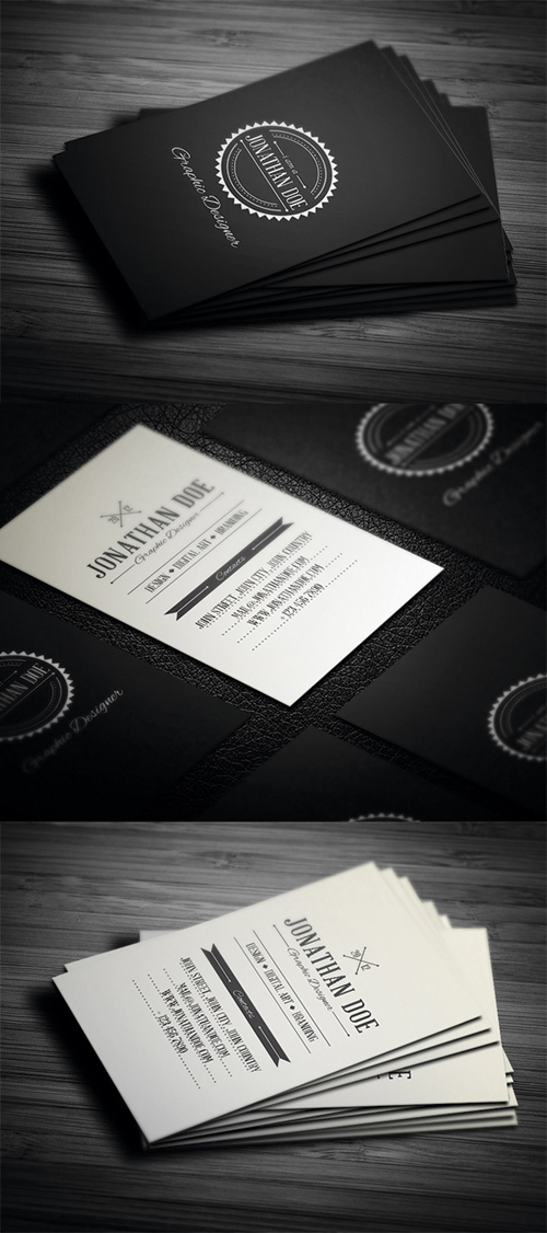 Business Card Templates (PSD) - 20