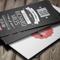 Post Thumbnail of 25 Modern and Unique Business Cards Design