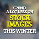 Post thumbnail of How To Spend a Lot Less on Stock Images This Winter