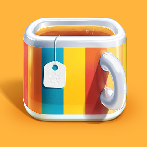 Tea iOS Icon