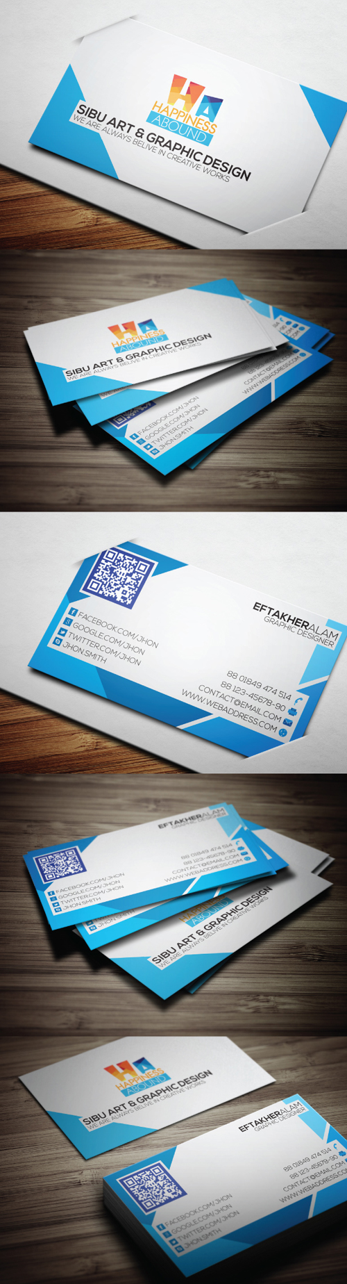 Creative Pro Business Card Template