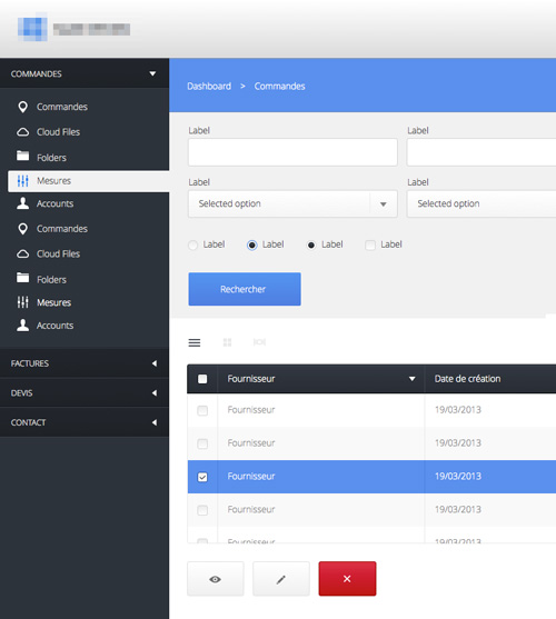 Dashboard UI Design Concepts to Boost User Experience