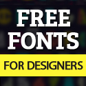 Post Thumbnail of 16 New Free Fonts in 2014