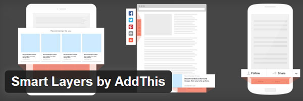AddThis Smart Layers WP Plugin