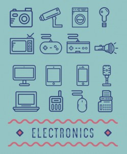 Electronics Pictogram