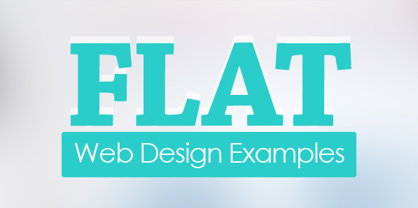 35 Flat Website Design Examples For Inspiration