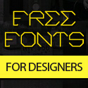 Post thumbnail of 19 Modern Free Fonts for Designers