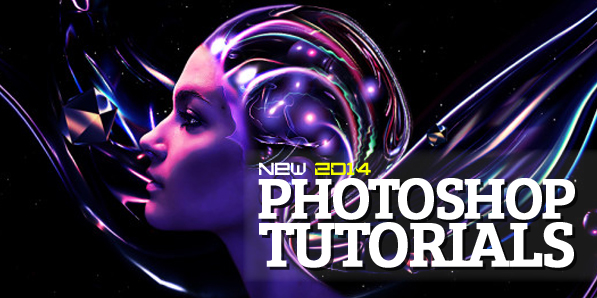 15 New Photoshop Tutorials